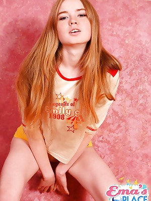 Ema's Place  Ema  Solo, Young, Teens, 18 year, Model